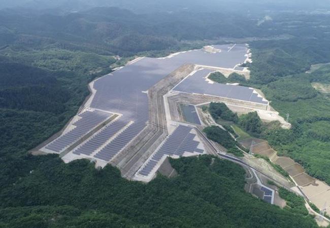 Tinuku Kyocera completes 28 MW solar power in Miyagi Prefecture
