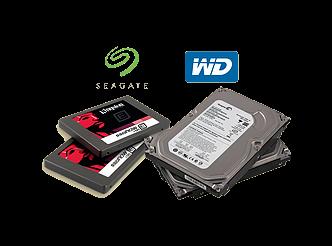 COMPRO HD E SSD