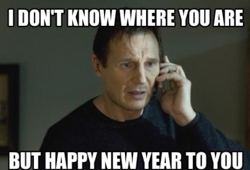 Happy New Year Memes 2021, Hilarious New Year Images GIF's, New Year 2021  Meme Pictures