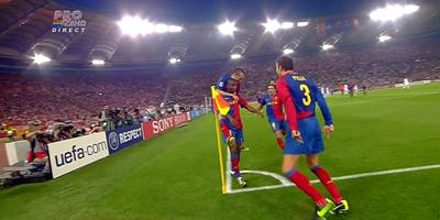UEFA Final : Barcelona 2 vs 0 Manchester United 27-05-2009