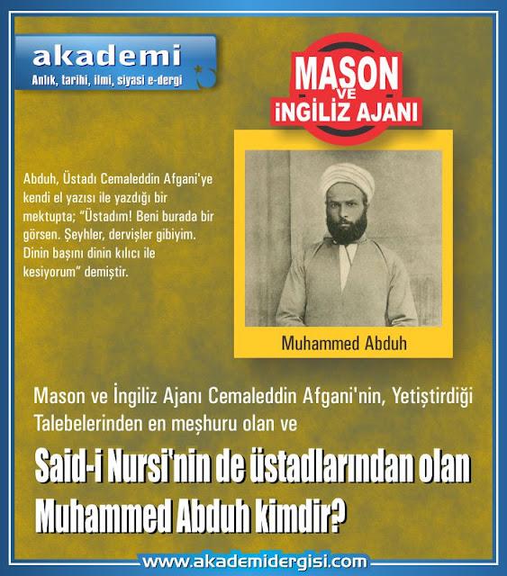 Cemaleddin Afgani, Ehli sünnet vel cemaat akidesi, Mezhepsizlik, Muhammede Abduh,