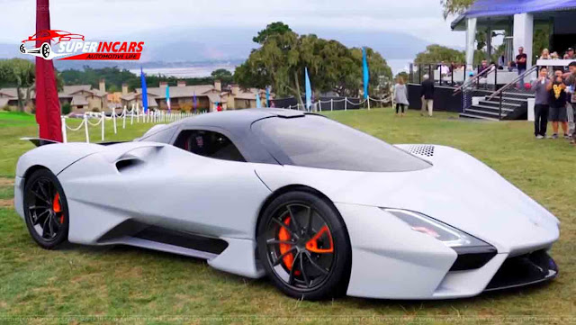 Top 10 Fastest Super Cars in The World 2020