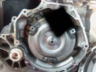AUTOMATIC TRANSMISSION CHEVROLET AVEO/SPIN