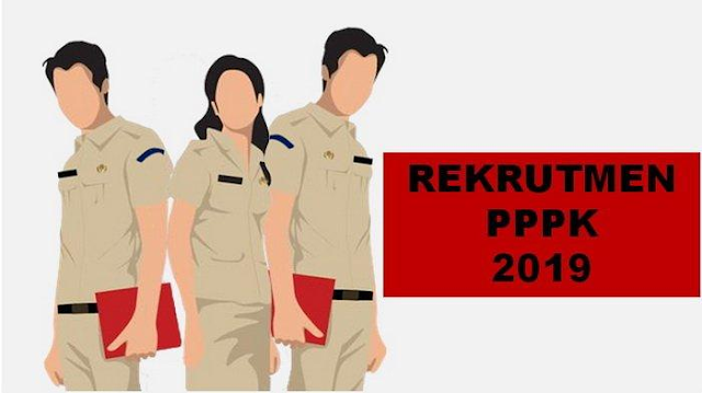 Info Rekruitmen PPPK/P3K 2019