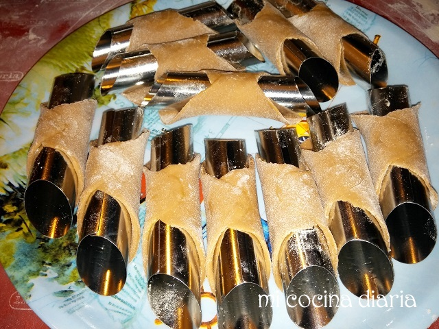 Cannoli siciliani (Сицилийские трубочки)