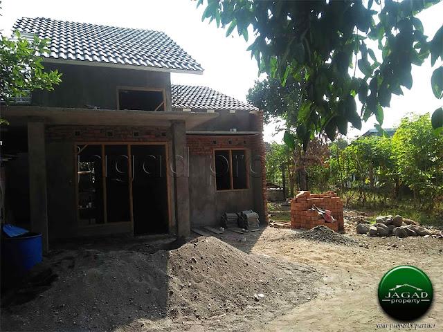 Rumah dekat Pasar Cebongan, Sleman