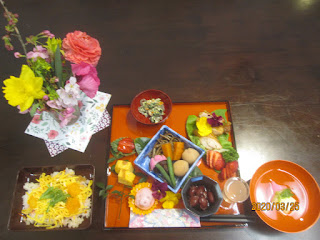 グループホーム乙姫の家「お花見食事会」(#^.^#)
