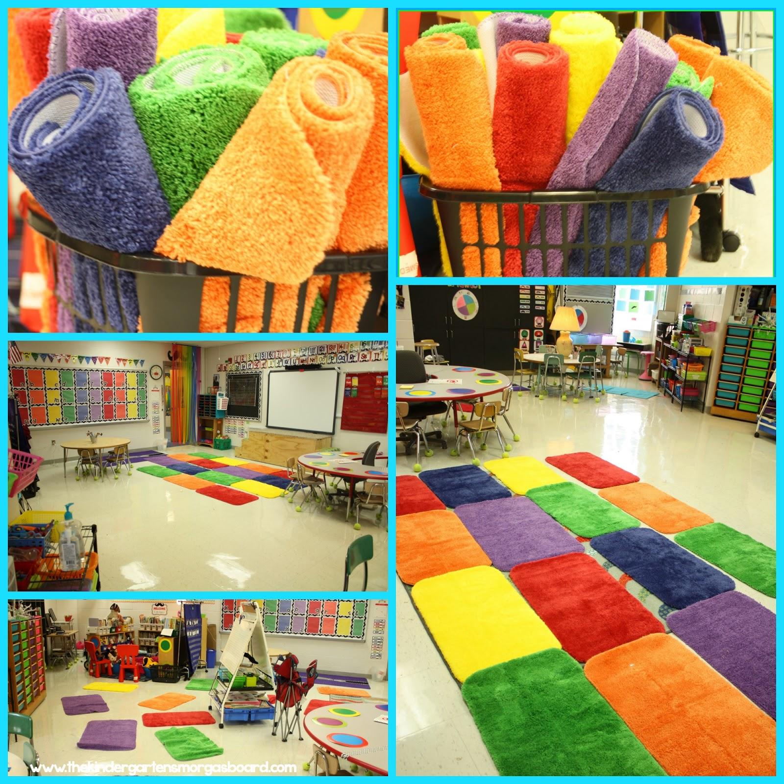 Kindergarten Classroom: The Kindergarten Smorgasboard: A Kindergarten Smorgasboard
