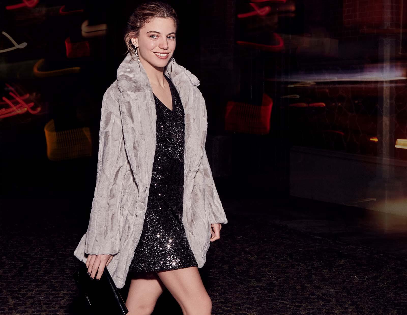 Vestidos cortos invierno 2020. Moda otoño invierno 2020 vestidos.