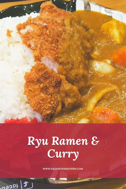 Ryu Ramen and Curry review