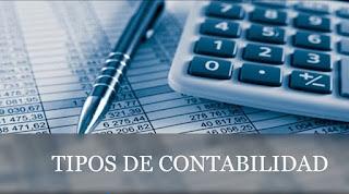 Tipos de contabilidad