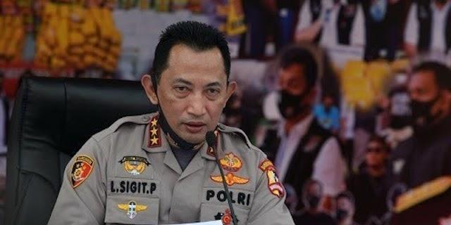 Anggota Komisi III DPR RI Puji Paparan dan Makala Program Calon Tunggal Kapolri: Makala Terbaik Sepanjang Masa