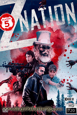 Z Nation Temporada 5 [720p] [Latino-Ingles] [MEGA]