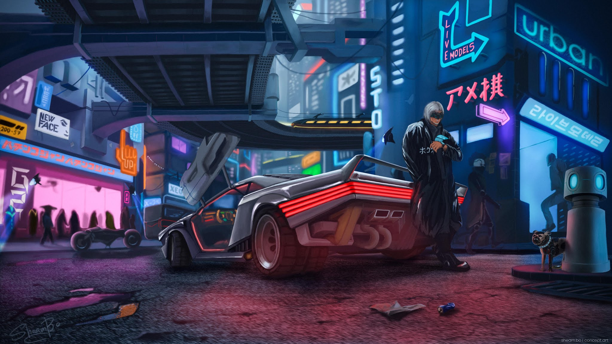 CD Projekt RED Reveals Changes Coming To Cyberpunk 2077 With Update 1.2