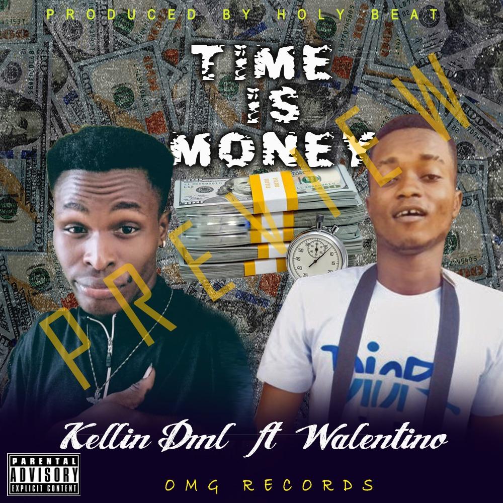 Kellin Dml ft Walentino - Time is money
