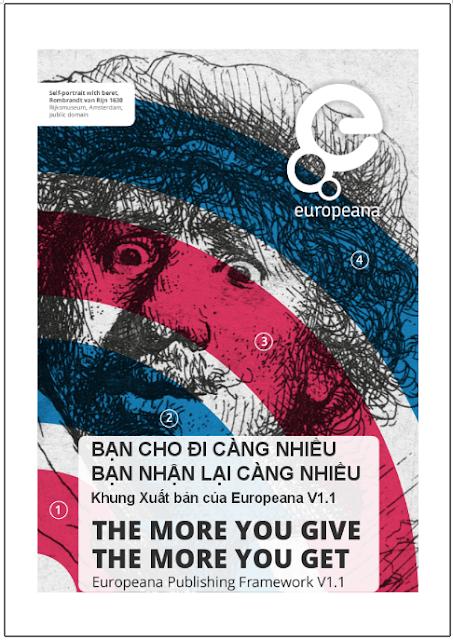 'Khung xuất bản của Europeana V1.1' - bản dịch sang tiếng Việt