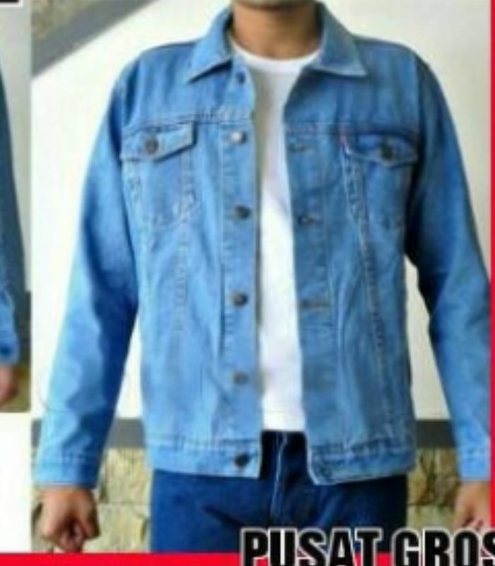 52+ Model Jaket Levis Pria Terbaru 2016 Terbaru
