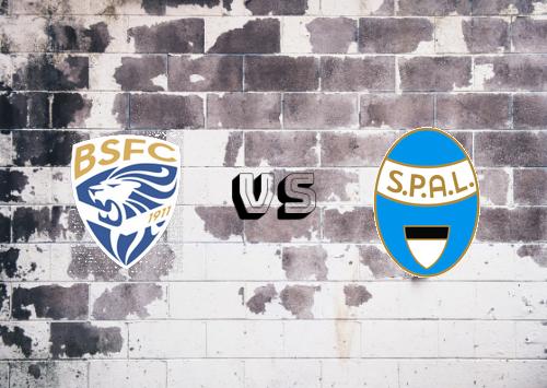 Brescia vs SPAL  Resumen