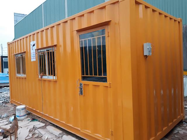 công ty cho thuê container tại bến tre