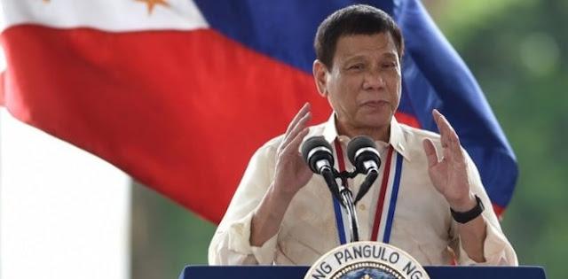 Kecewa Karena Masalah Visa, Duterte Tolak Undangan Trump Dan Larang Kabinetnya Datang Ke AS