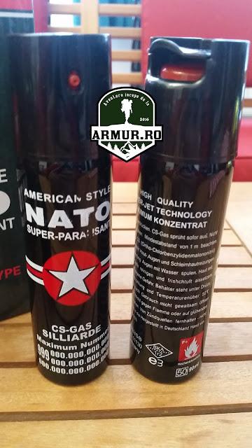 Spray Paralizant Nato 90ml, husa inclusa.