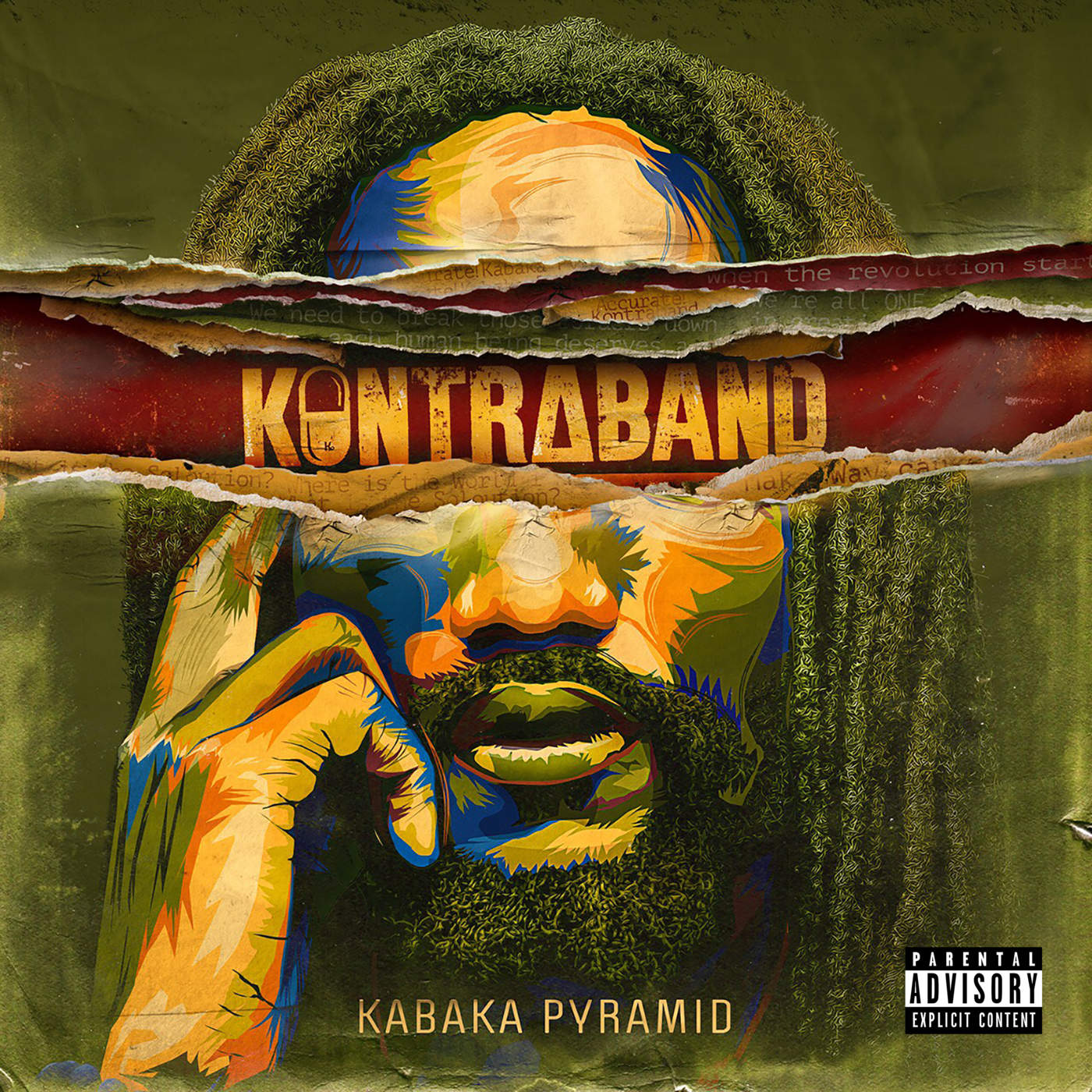 Kabaka Pyramid - Kontraband (2018) - Rasta Reggae Sounds