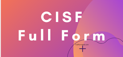 CISF full meaning
