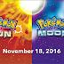 E3 2016: Pokémon Moon & Pokémon Sun: Nuevos Pokémon