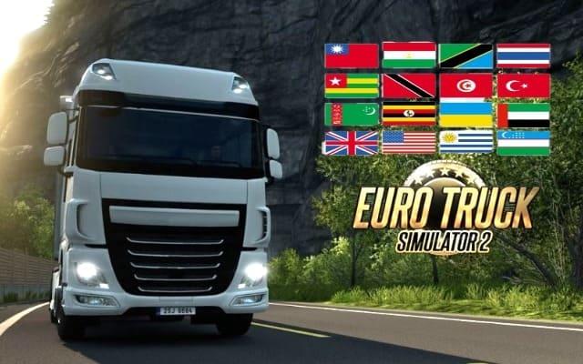 تحميل لعبة Euro Truck Simulator 2 ( 2020 + 70 DLC ) مجانا للكمبيوتر