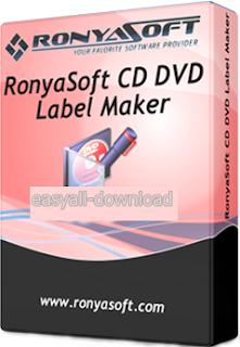 RonyaSoft CD DVD Label Maker 3.02.11 [Full Keygen] โปรแกรมออกแบบปกกล่อง CD/DVD สวยงาม ใช้งานง่าย