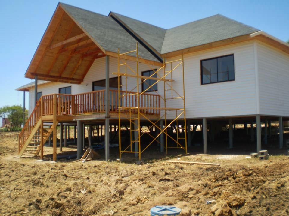 construccion casas prefabricadas isis santiago chile