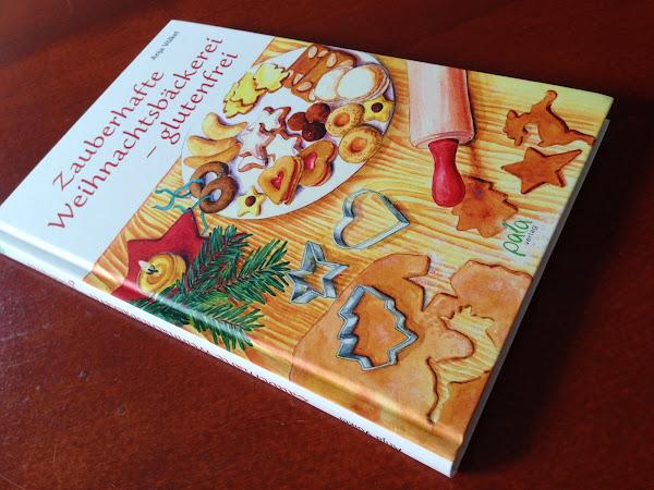 """Buchvorstellung: """"Zauberhafte Weihnachtsbäckerei - glutenfrei"""""""