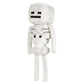 Minecraft Spin Master Skeleton Plush