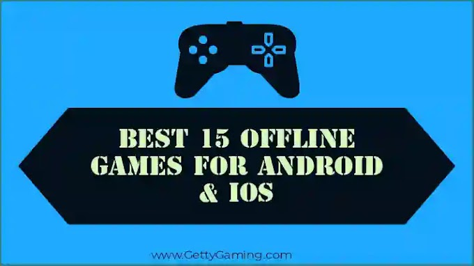 Top 15 Best OFFLINE Games for Android & iOS 2020