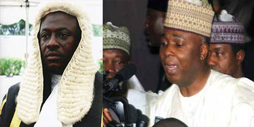 nigerian judge paid stop saraki trial