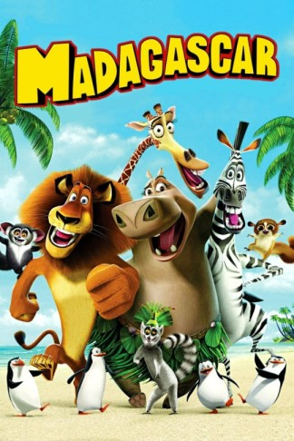 Madagascar (2005) Download Full Movie in 480p, 720p in English and hindi MKV Format index of