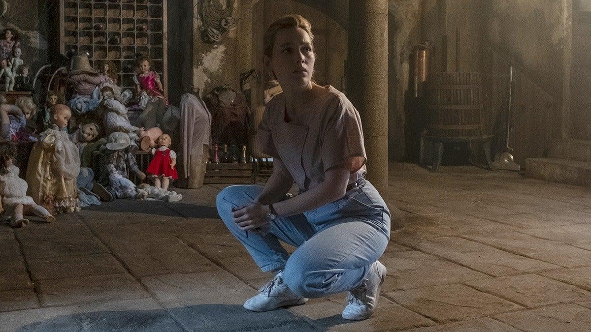 Victoria Pedretti protagoniza The Haunting of Bly Manor en Netflix