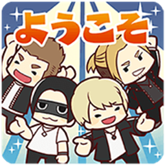SPYAIR Exclusive Stickers