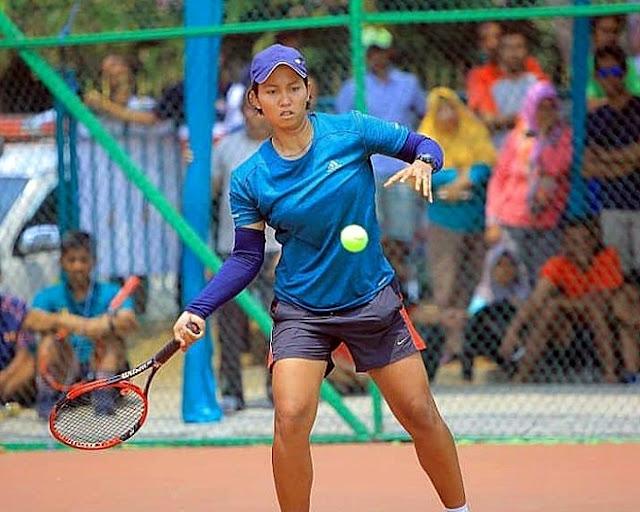 Ni Putu Armini Juara BNTP - Dunlop Elite Club Tennis Circuit Seri 1