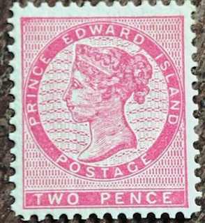 Canada Prince Edward Island Stamp 1