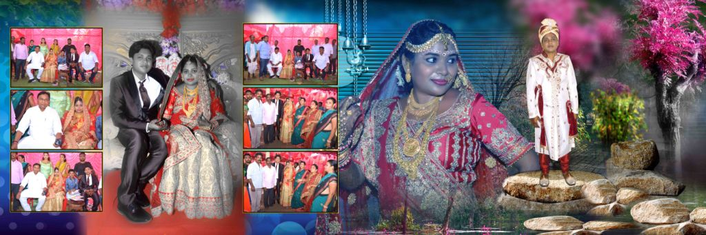 Design - Wedding Ceremony  Badal - Meera