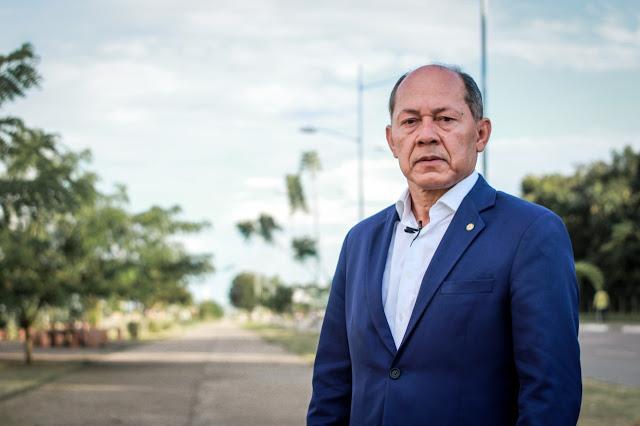 Coronel Chrisóstomo solicita ao Governador de Rondônia a SUSPENSÃO do pagamento do IPV