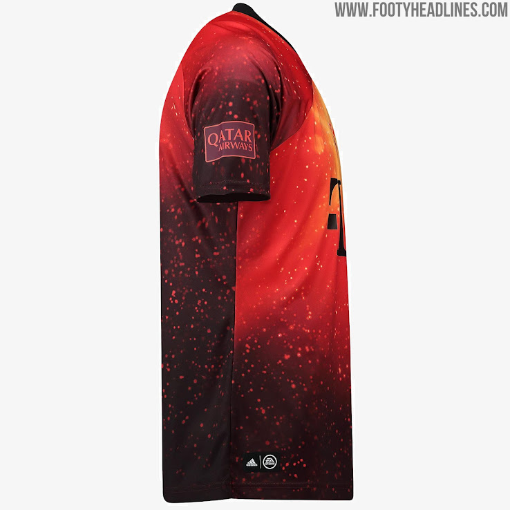 ea670ba0498 Insane Adidas x EA Sports Bayern München Shirt Released - Footy ...
