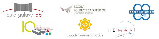 Presentació Beques Google, estàncies i projectes 2017 als laboratoris TIC del Parc Científic de Lleida