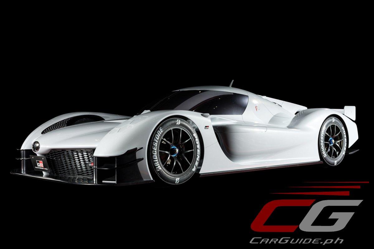 Meet Toyota GAZOO Racings Horsepower Super Sports Car - What's a sports car