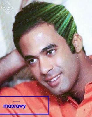 الفنان هيثم احمد زكي