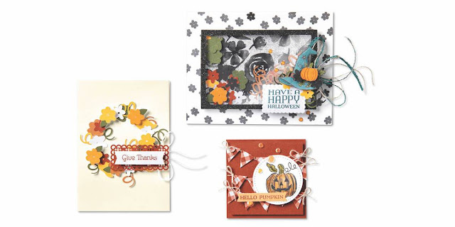 september 2020 stampin' up! paper pumpkin kit alternate ideas, fall card ideas, halloween card ideas, kit contents, monthly stamp kit, stamp kit subscriptions, fall, halloween, thanksgiving, thank you, gratitude, nicole steele, the joyful stamper, independent stampin' up! demonstrator in pittsburgh pa