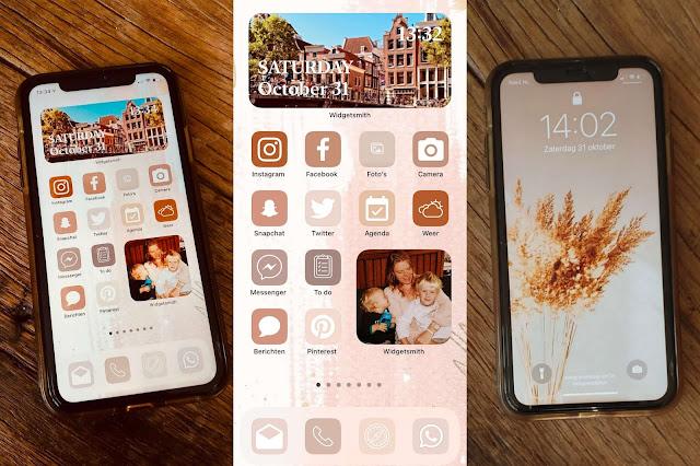 IOS14 HomeScreen