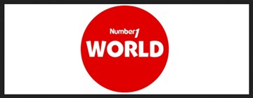 NUMBER 1 WORLD