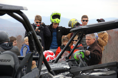 Bringing Up Bates four-wheeling
